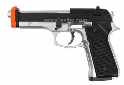HFC M9 Dual Tone High Grade Heavy Weight Airsoft Pistol