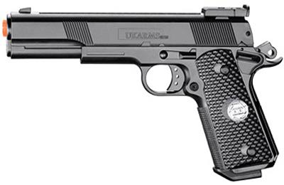 z UKArms M280 Full Size Tactical 1911 Airsoft Spring Pistol