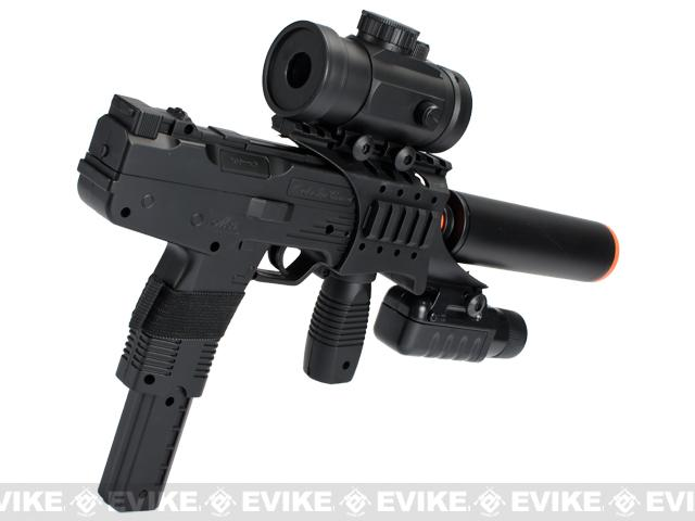 Bone Yard - Full Size M30P Airsoft Spring SMG (Store Display, Non-Working Or Refurbished Models)
