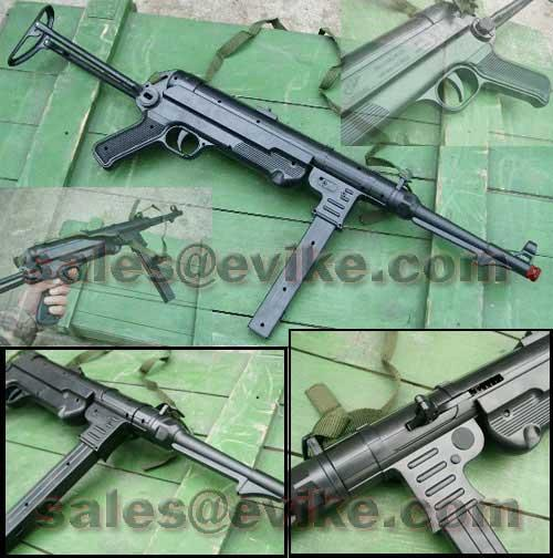 MP40 WWII Full Size Replica Airsoft Spring Powered Rifle