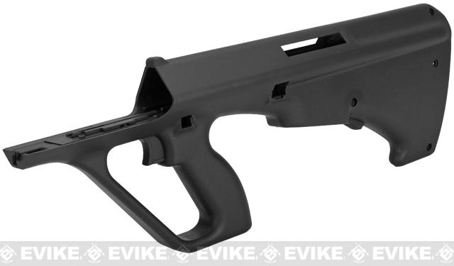 JG OEM Replacement Lower Receiver for AUG Series Airsoft AEG Rifles - Black