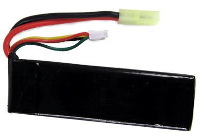 Matrix 11.1V 20C 2400mAh High Performance Airsoft Li-Poly Battery Pack