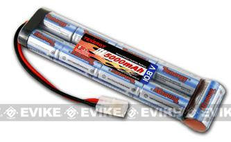 Matrix / Tenergy High Output 10.8V 5000mAh Ni-MH Large Type Battery
