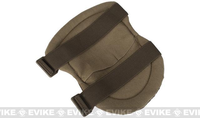 Avengers Special Operation Tactical QD Knee Pad / Elbow Pad Set (Color: Tan)
