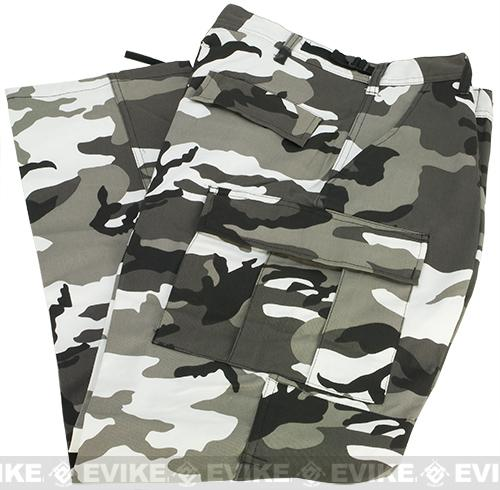 B.D.U. Pants 65/35 - City Camo (Size: X-Large)