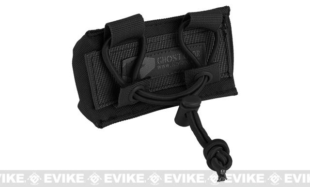 Laylax Foretrex Style Stock Mounted Battery Pouch - Black