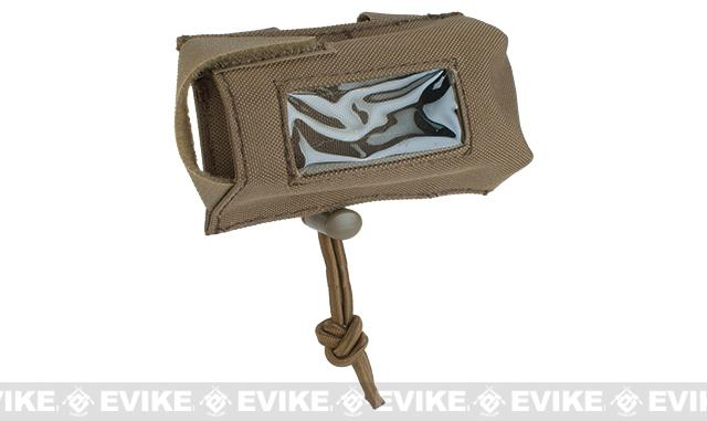 Laylax Foretrex Style Stock Mounted Battery Pouch - Tan