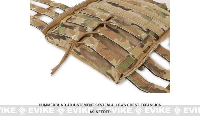 Crye Precision Jumpable Plate Carrier™ 2.0 (JPC) - Black (X-Large)