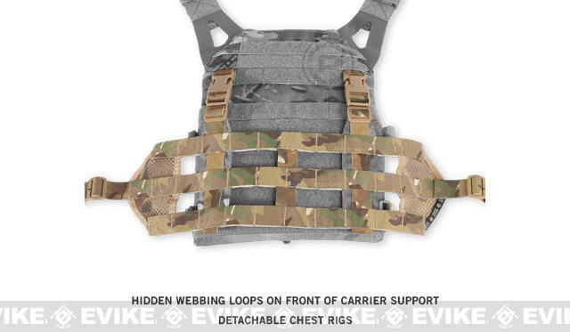 Pre-Order ETA May 2017 Crye Precision Jumpable Plate Carrier™ 2.0 (JPC) - Coyote (Size: X-Large)