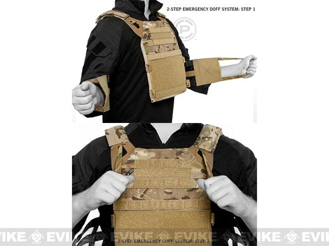 Crye Precision Jumpable Plate Carrier™ 2.0 (JPC) - Ranger Green (X-Large)