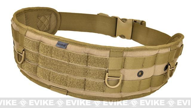 Hazard 4 Waistland MOLLE Battle / Load Belt - Coyote