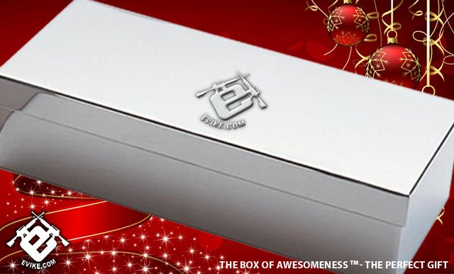 SOLD OUT - The Box of Awesomeness - The Perfect Holiday Gift: Wave 1 (Airsoft GBB Pistols)