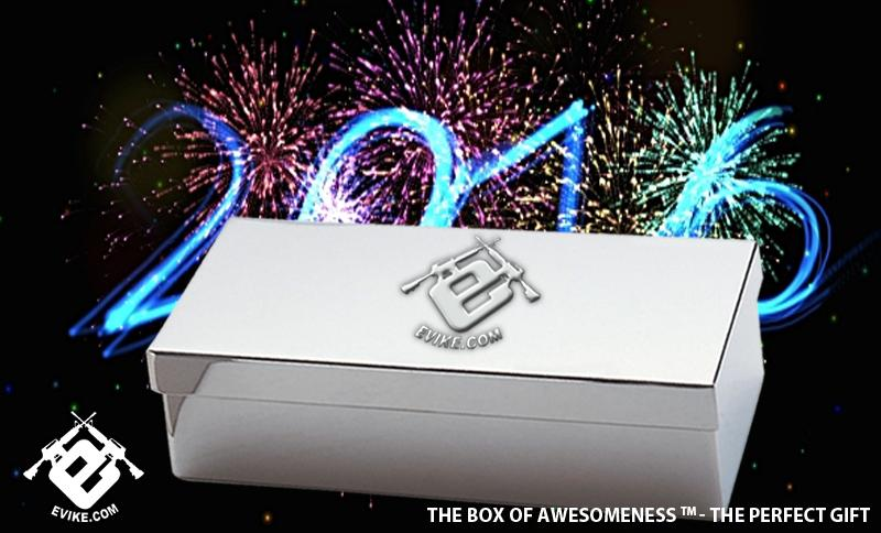 The Box of Awesomeness (BOA Released in 2016)