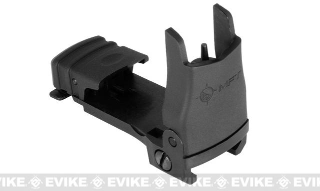 Mission First Tactical BUPSWR Front Back Up Sight - Black