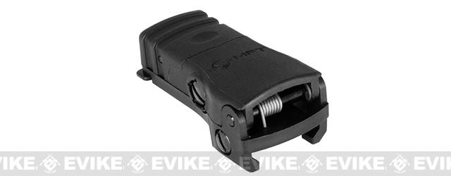 Mission First Tactical BUPSWR Rear Back Up Sight - Black
