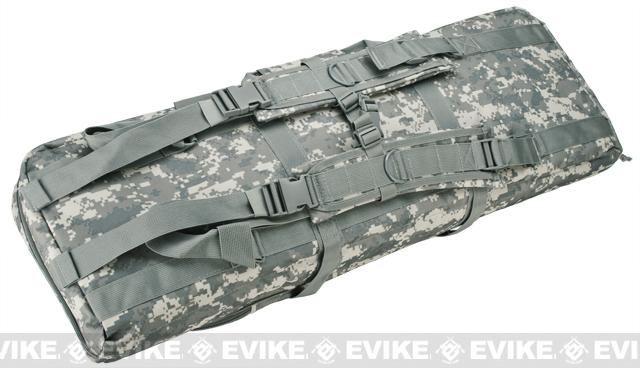 Combat Featured 36 Ultimate Dual Weapon Case Rifle Bag (ACU)