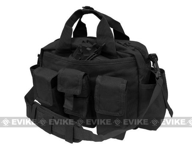 Condor Shooter's Tactical Response Bag - Black