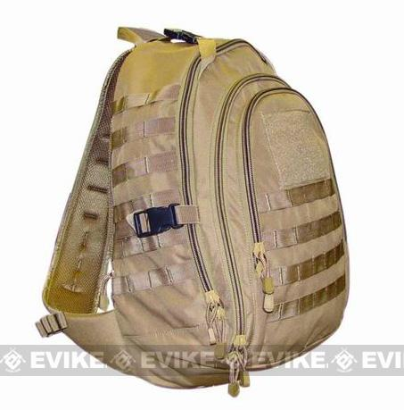 Condor Ambidextrous Tactical Sling Bag - Tan