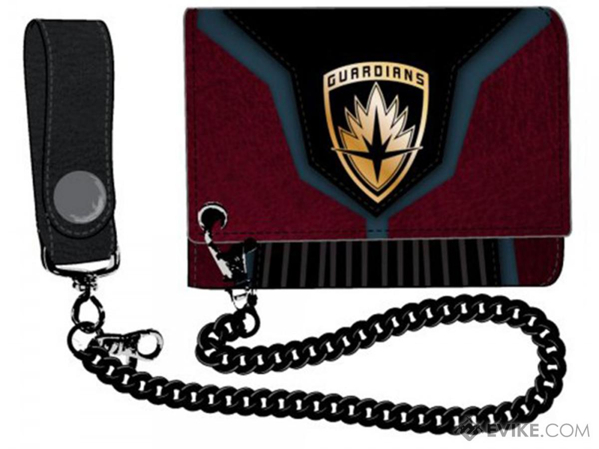 Guardians of the Galaxy Trifold Chain Wallet by Bioworld