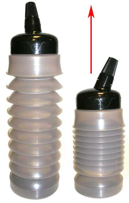 Matrix 2300 round No Rattling Javara 6mm BB Airsoft Bottle Speed Feeder