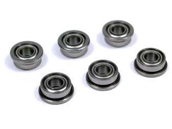JG 7mm CNC Precision Steel Grooved Bearing Bushing for Airsoft AEG