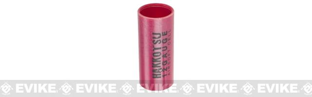 APS Co2 Shotgun Shell Replacement Hulls for CAM870 Shell Ejecting Airsoft Shotguns - Red (4 Pack)