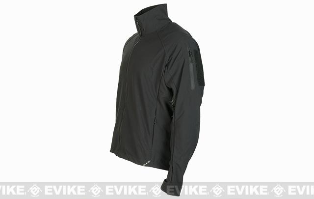 Crye Precision Field Shell 2 Jacket - Black (Size: Medium)