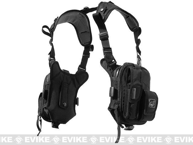 Hazard 4 Covert Escape RG Chest Pack - Black