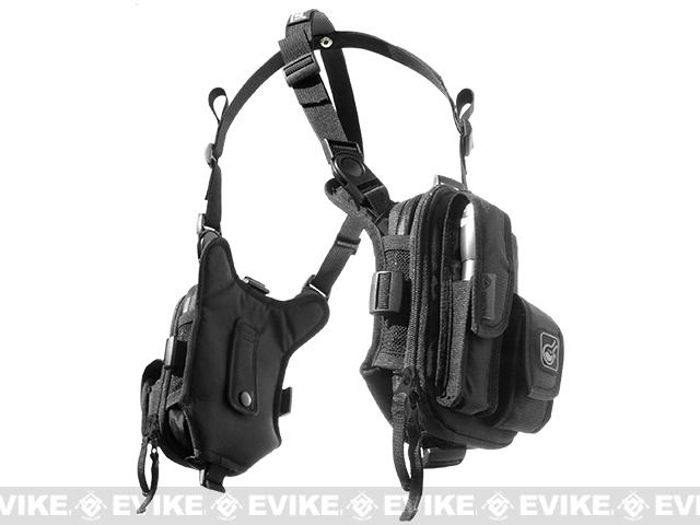 Hazard 4 Covert Loader RG Chest Pack - Black