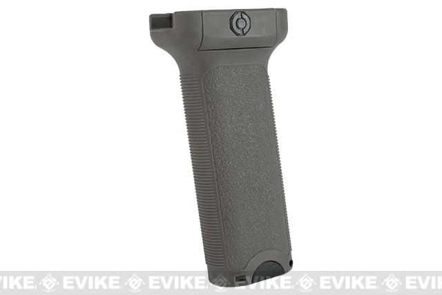 Dytac Bravo Vertical Grip - Long (Color: Dark Earth)