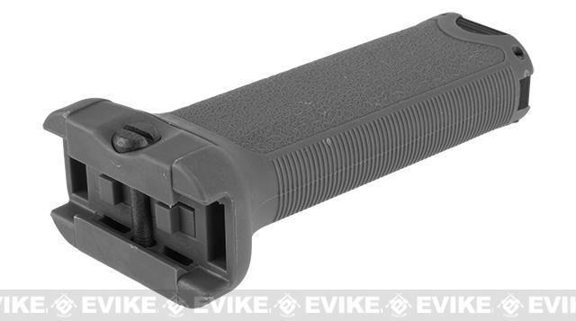 Dytac Bravo Vertical Grip - Long / Midnight Grey