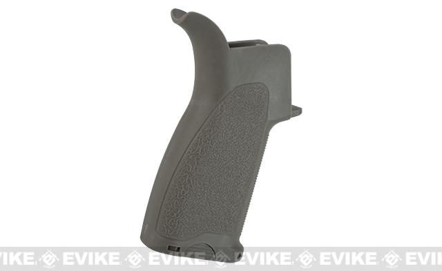 Dytac Ergonomic Combat Motor Grip for M4/M16 Airsoft AEGs - Dark Earth