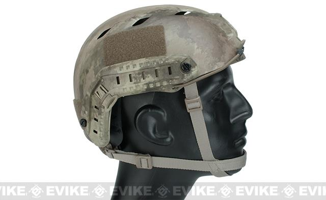 Emerson Bump Type Tactical Airsoft Helmet (BJ Type / Advanced / Arid )