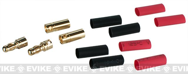 Emerson Banana Type Connector for RC / Airsoft - 2 Sets