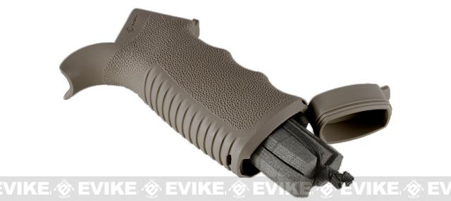 Mission First Tactical Engage M4 / M16 Pistol Grip - Scorched Dark Earth