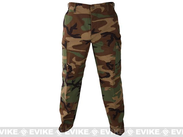 PROPPER� BDU Trouser - Woodland (Size: Small)