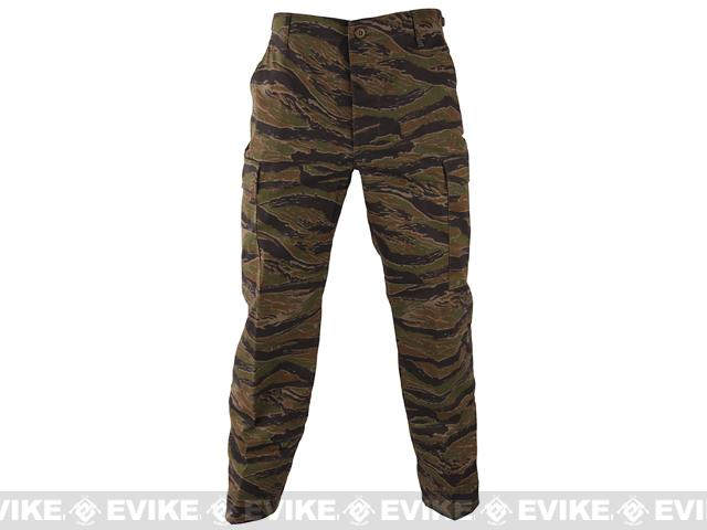Genuine Gear™ by PROPPER™ BDU Trouser - Tiger Stripe (Size: Large)