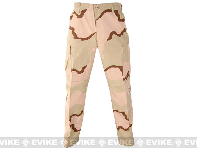 PROPPER� BDU Trouser - 3 Color Desert (Size: Small)