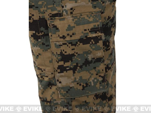 PROPPER™ Battle Rip ACU Trouser - Digital Woodland (Size: Medium)