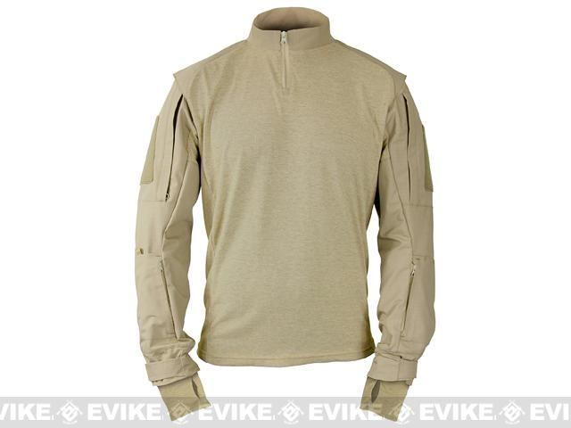 PROPPER� TAC.U Combat Shirt - Khaki (Size: Medium)