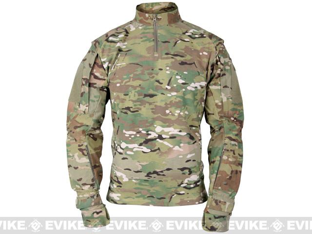 PROPPER� TAC.U Combat Shirt - MultiCam� (Size: Large)