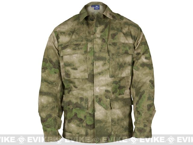 PROPPER� BDU Coat - A-TACS FG (Size: Medium)