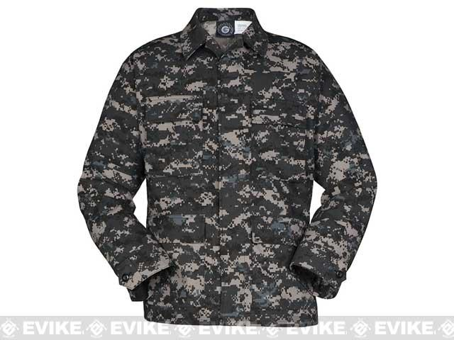 Genuine Gear BDU Coat - Subdued Urban - Size: L