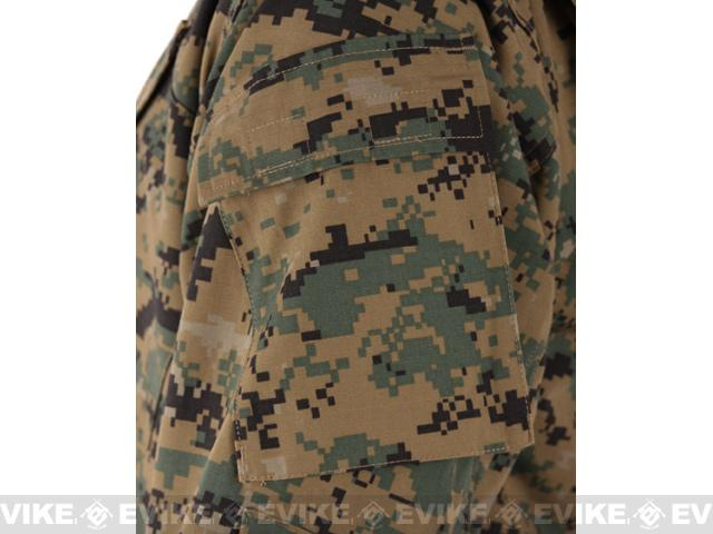 PROPPER™ ACU Coat - Woodland Digital (Size: Medium)