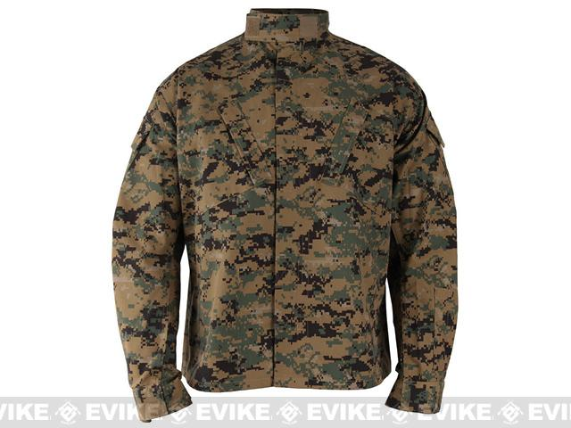 PROPPER™ ACU Coat - Woodland Digital (Size: X-Large)