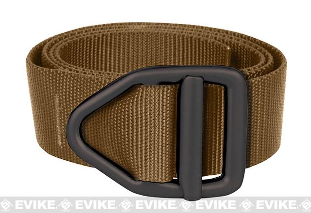 PROPPER 360 Nylon Belt w/ Black Buckle -  Coyote (Size: Medium)