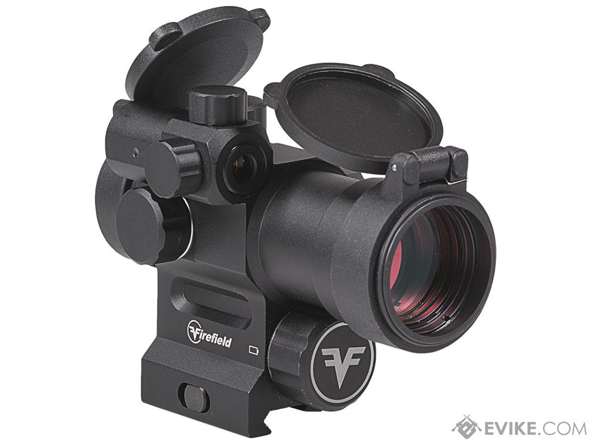 Firefield Impulse 1x30 Red Dot Sight with Red Laser
