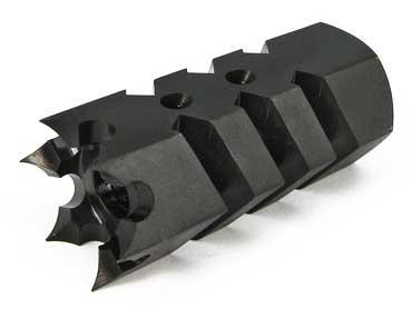 Airsoft Shark Muzzle Flashhider for Airsoft AEG (Thread: 14mm Negative)