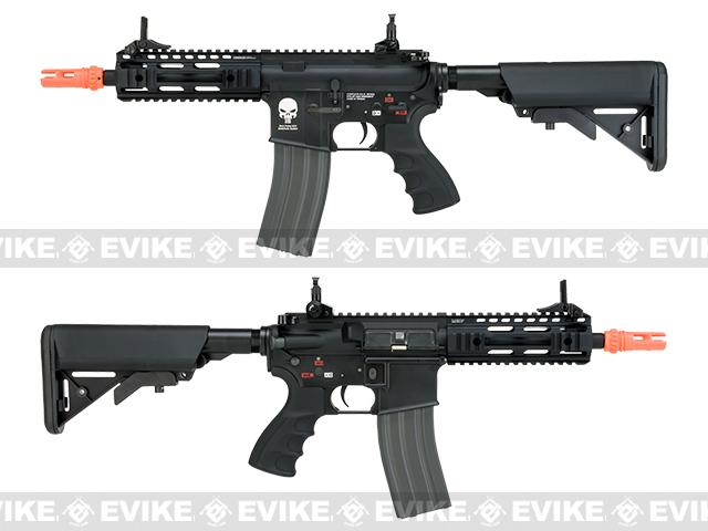 G&G Combat Machine GC16 300 BOT Airsoft M4 AEG Rifle with 6.25 RIS Handguard - (Package: Gun Only)