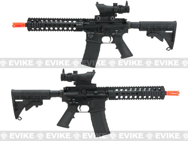 GHK M4A1 MOD1 with 9.5 Keymod Handguard Airsoft GBB Rifle